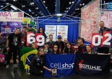 Equipe iguaçuense ganha novo prêmio em mundial de robótica nos EUA