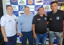 Foz do Iguaçu Futebol Clube apresenta novos gestores