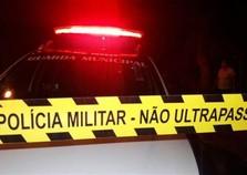 Homem é morto a tiros na frente de casa na Zona Sul de Foz do Iguaçu