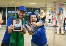 Novos talentos patrocinados pela Cellshop ganham destaque internacional