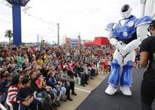 Foz do Iguaçu vai receber a visita do Robô Havan