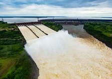 Itaipu atinge a marca de 2,5 bilhões de MWh acumulados