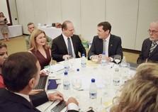Ministros reúnem-se em Foz para debater saúde na região