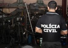 Publicado edital de concurso para delegado da Polícia Civil
