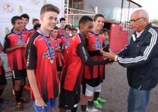Escolas de Igrejinha e Parobé conquistam o Bom de Bola 2017