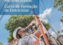 RGE promove curso gratuito de Formação de Eletricistas