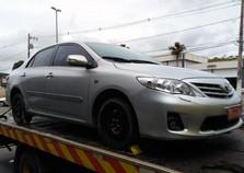 Carro furtado em Mariana é encontrado em Cachoeira do Campo