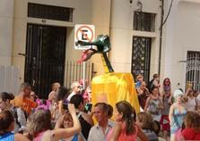 Bloco do Jacaré dá início ao Carnaval de Atibaia