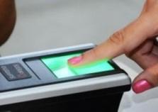Cadastramento biométrico deve ser feito por agendamento eletrônico