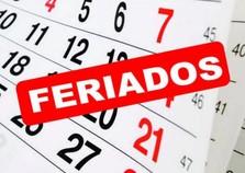 Conheça a lista de feriados prolongados em 2018