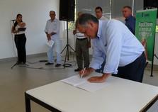 José Carlos Vieira assume cargo de presidente da DME