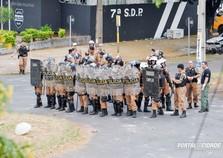 Policiais que defenderam a 7ªSDP serão homenageados pela Alep