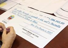Prefeitura de Atibaia recebe R$ 1,3 milhão da Câmara Municipal