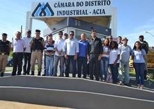 Professor andradense é presidente do Distrito Industrial de Araxá (MG)