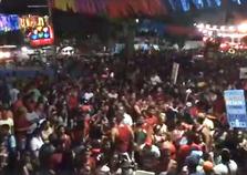 Lenhadores antecipa carnaval e atrai multidão em Paudalho