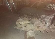 Motorista morre após ser arremessado de carro em acidente em Moreno