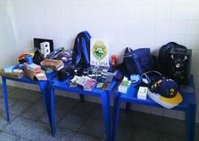 PM prende autores de furto em Santa Cruz de Monte Castelo