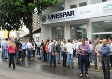 Unespar realiza matrículas dos aprovados no SiSu