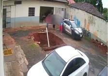 Após nova fuga, cadeia de Terra Rica vai passar por reforma