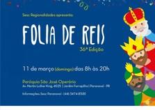 Domingo tem Festival de Folia de Reis em Paranavaí