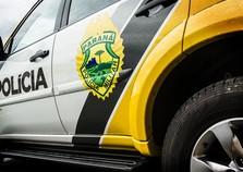 Ladrões assaltam passageiros de ônibus metropolitano na BR-376, em Alto Paraná