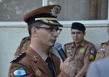 Major Ademar Paschoal pode ser promovido ao cargo de Tenente Coronel
