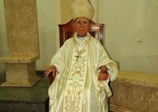 Diocese divulga horários das missas de despedida a Dom Rubens Espínola