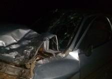 Colisão frontal entre automóvel e motocicleta mata jovem de 28 anos