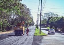 Prefeitura divulga lista de ruas que serão recapeadas em 2018