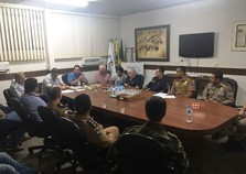 Diretoria da SRU define esquema de segurança para a Expo Umuarama 2018
