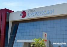 Nome do Hospital Uopeccan é usado em golpe de rifa na região