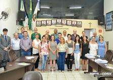 Câmara de Pérola adere ao Projeto Parlamento Jovem