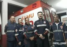 Samu reverte parada cardiorrespiratória e salva idoso em Umuarama