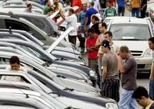 Aciu realiza neste fim de semana Feirão de Automóveis no pátio da Havan