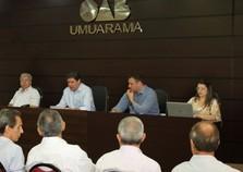 """Comissão """"Vítimas do Descaso PR-323"""" discute estratégias para a consolidação da duplicação"""