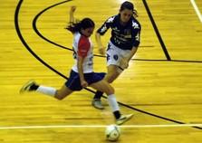 Copa Regional de Futsal Feminino começa neste sábado, em Umuarama