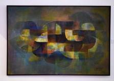 Exposição de arte abstrata pode ser conferida em Resende