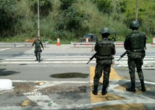 Militares realizam operação nas principais rodovias do Sul do Rio