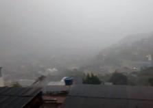 Previsto pela meteorologia, temporal atinge Angra dos Reis