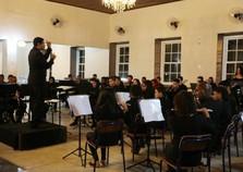 Banda Sinfônica de Barra Mansa apresenta primeiro concerto de 2018