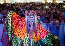 Festival Regional de Folia de Reis é atração sábado em Volta Redonda