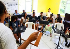 Abertas inscrições para Escola de Música Villa-Lobos em Paracambi