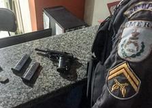 Após troca de tiros, quatro são presos por tentativa de homicídio em VR