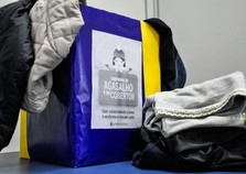 Edição 2018 da Campanha do Agasalho recolhe casacos em Itatiaia