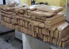 Polícia faz maior apreensão de drogas do ano em Angra dos Reis