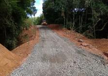 Trânsito é liberado na estrada da Limeira, em Resende
