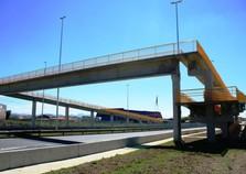CCR NovaDutra inicia construção de passarela em Itatiaia