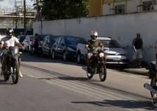 Cresce número de infrações cometidas por motociclistas em Barra Mansa, RJ