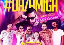 Grupo Tipagodear faz show sábado em boate de Volta Redonda, RJ