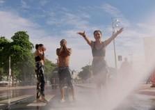 Rio tem sensação térmica de quase 40 graus no primeiro dia do ano